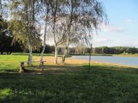 """Zdjęcie obiektu turystycznego: Zbiornik retencyjny - kąpielisko """"Nowiniec"""""""