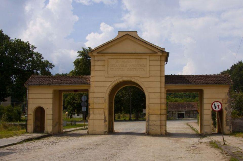 Zdjęcie obiektu turystycznego: Brama miejska zwana Zasiecką w Brodach