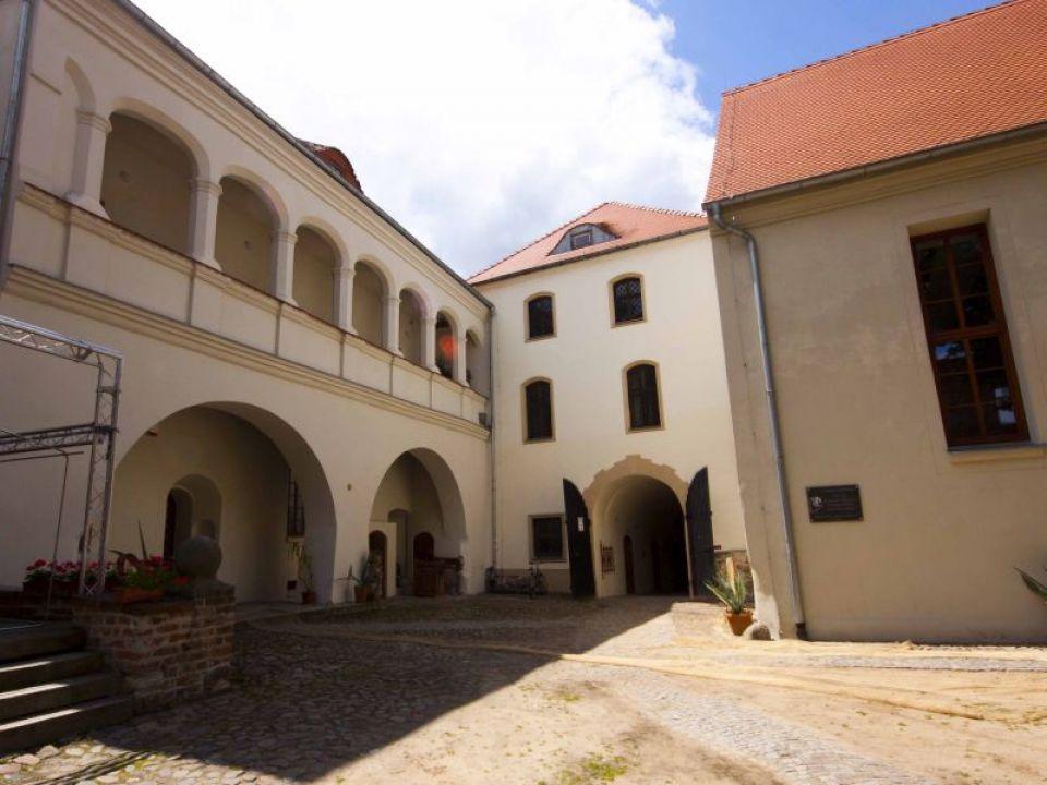 Zdjęcie obiektu turystycznego: Zamek Piastowski w Krośnie Odrzańskim