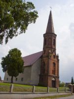 ???: Die Joseph-der-Arbeiter-Kirche in Baudach