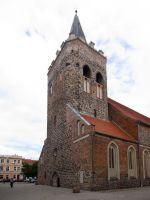 ???: Kościół p.w. Nawiedzenia Najświętszej Marii Panny w Lubsku